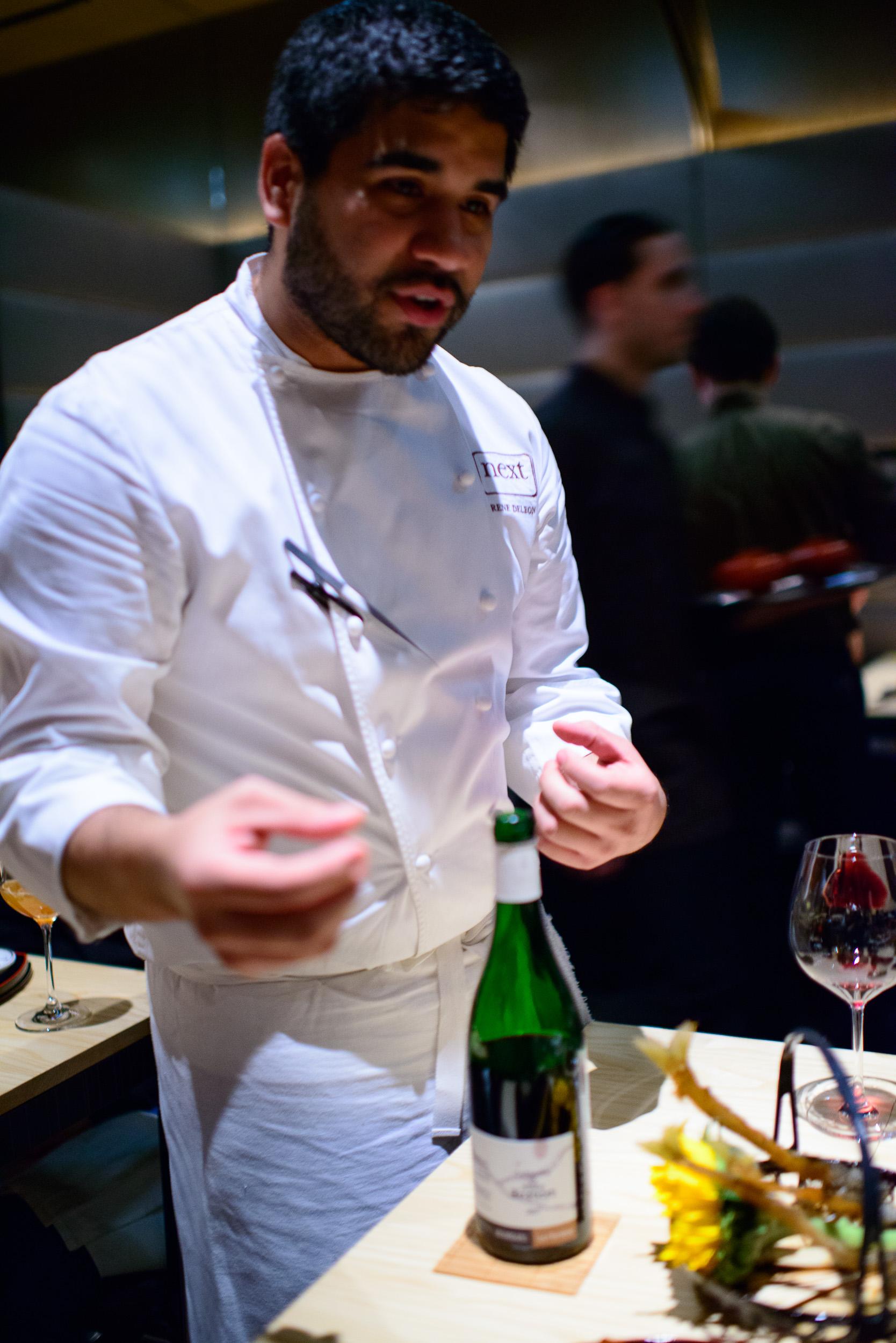 Chef Rene Deleon