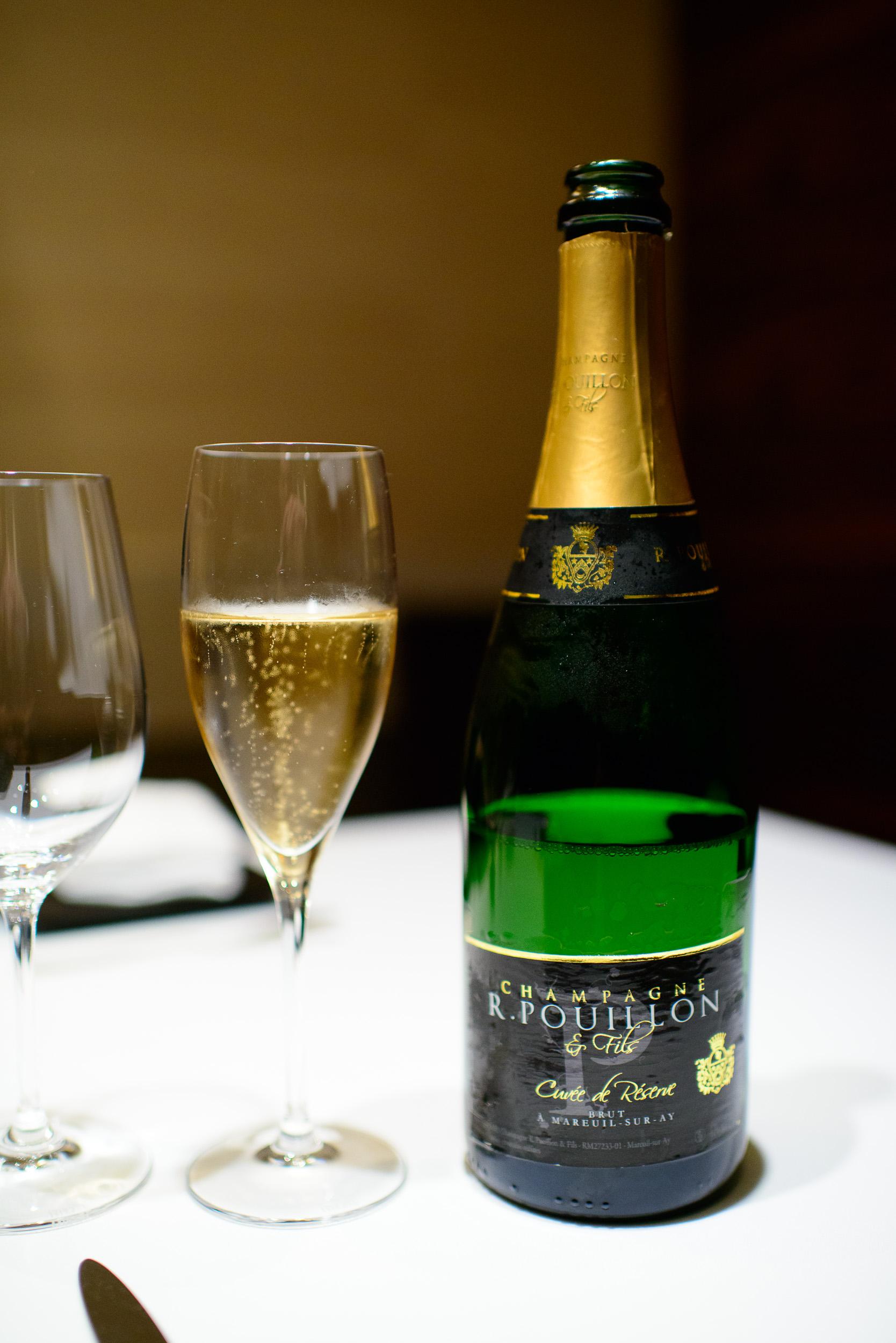 Champagne R. Pouillon