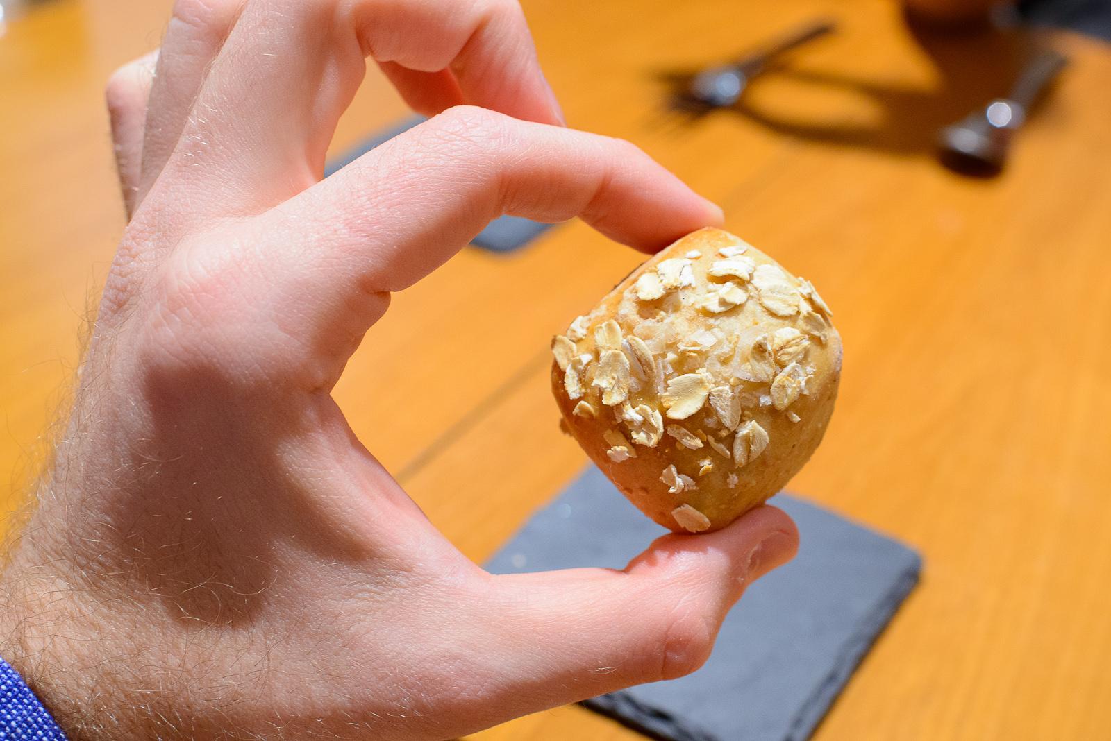 Bread course: grain bread