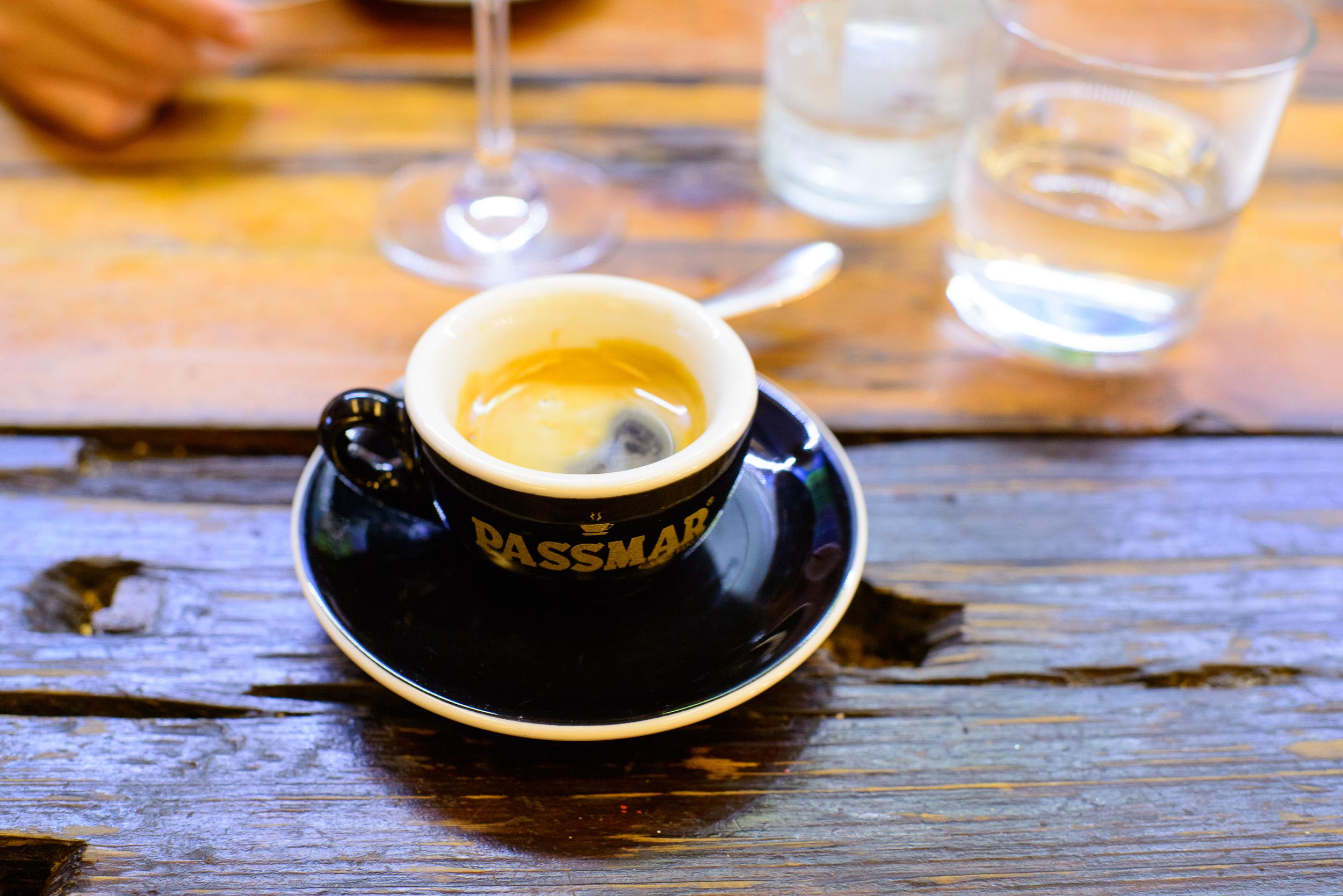 Café de Café Passmar