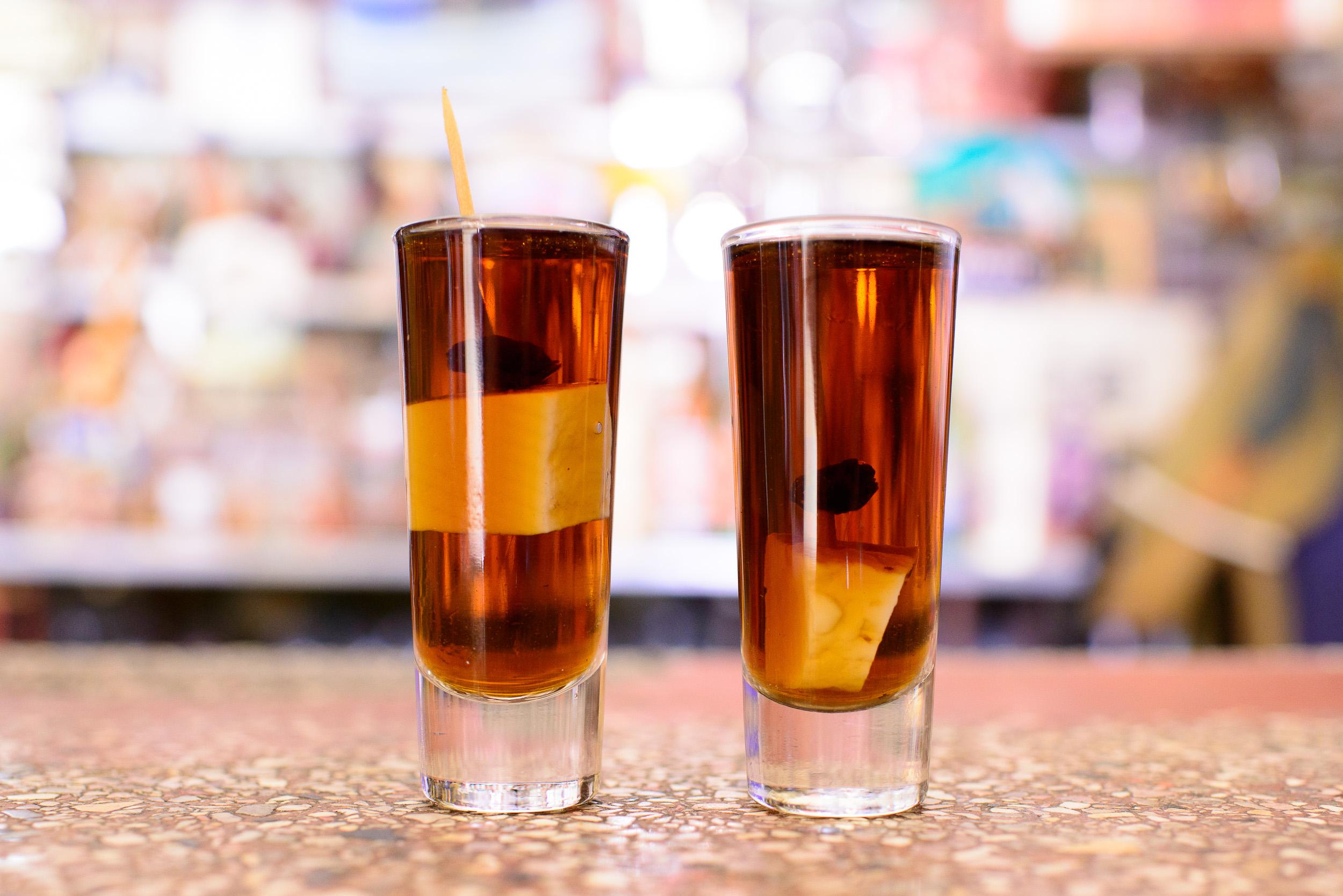 Licor de Pasita, Raisin liquor