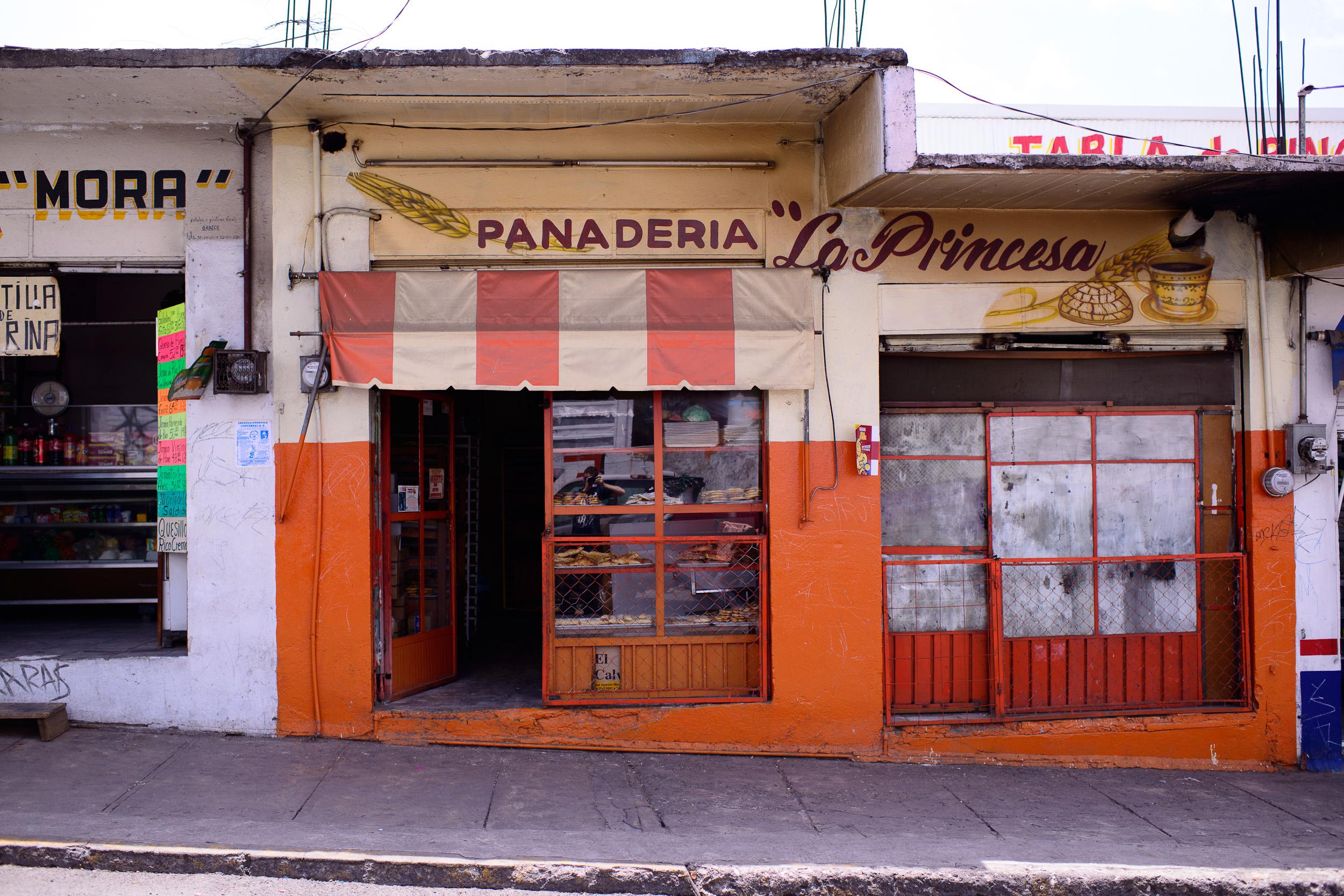 """Panadería """"La Princesa"""""""