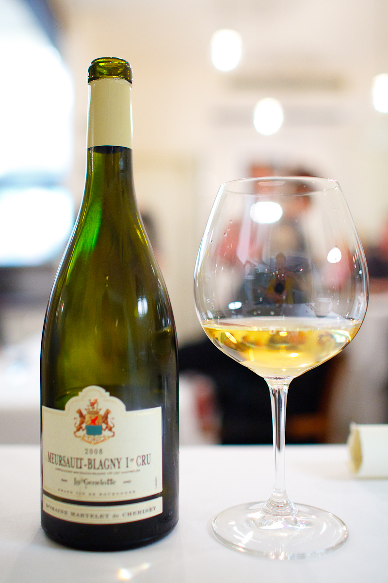 Côte d'or Blanc: 1er cru, bourgogne