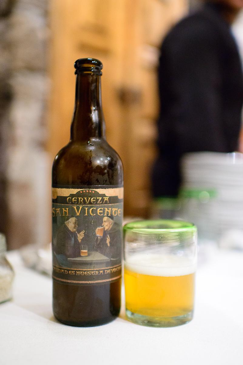 Cerveza San Vicente