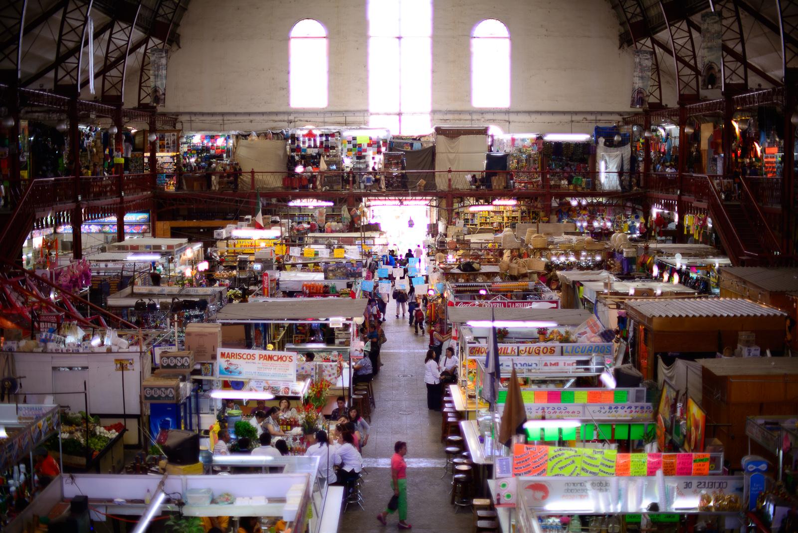 Mercado Hidalgo, Guanajuato