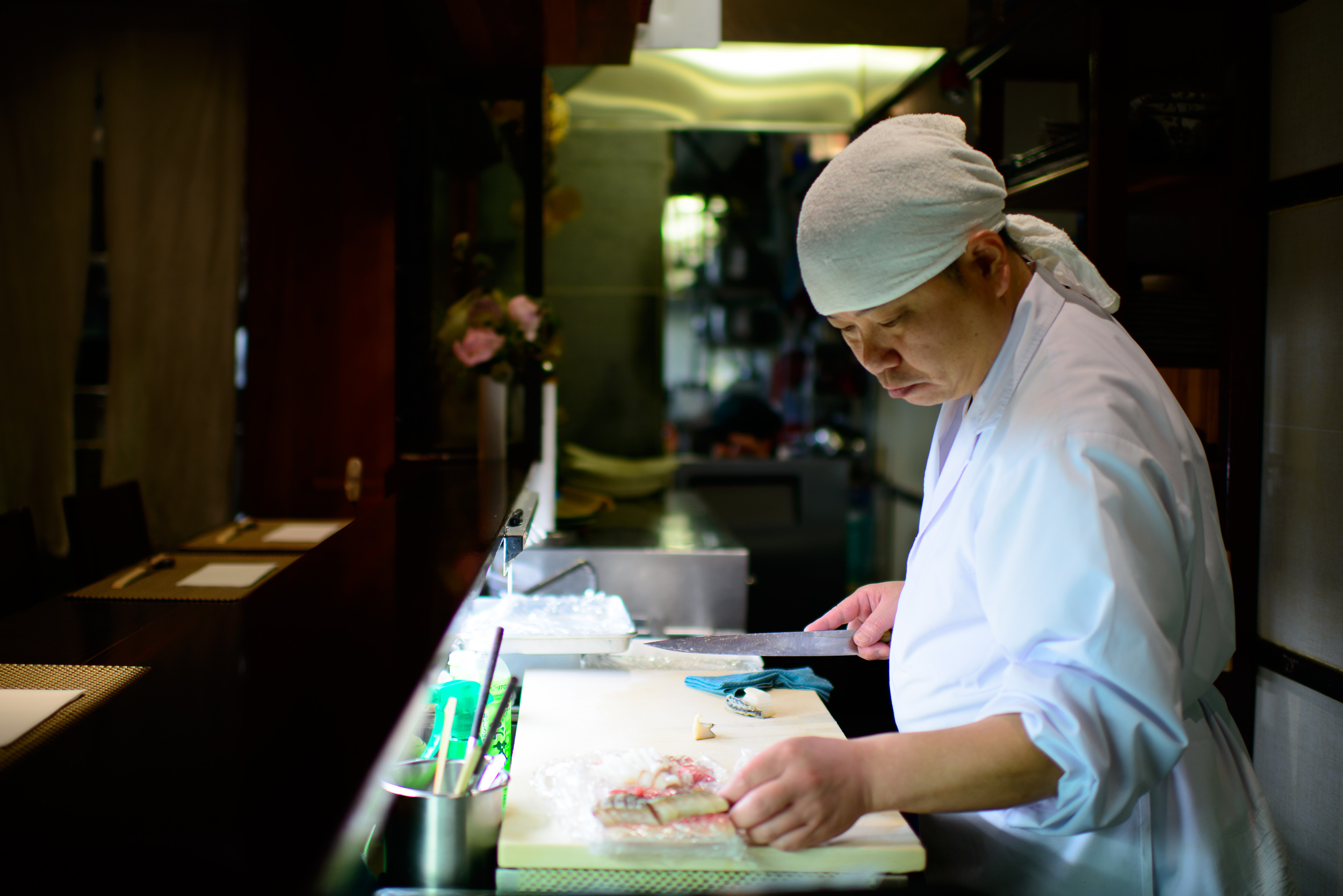 Chef Chikara Sono
