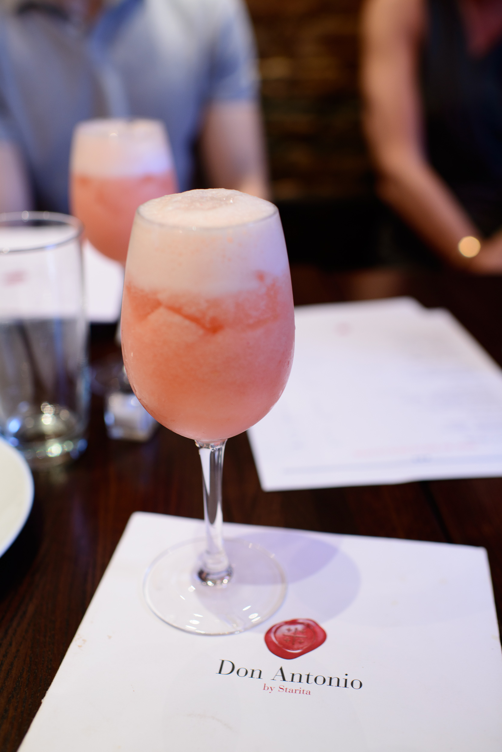 House-made bellini