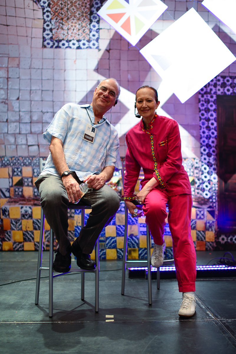 Mark Bittman and Chef Patricia Quintana