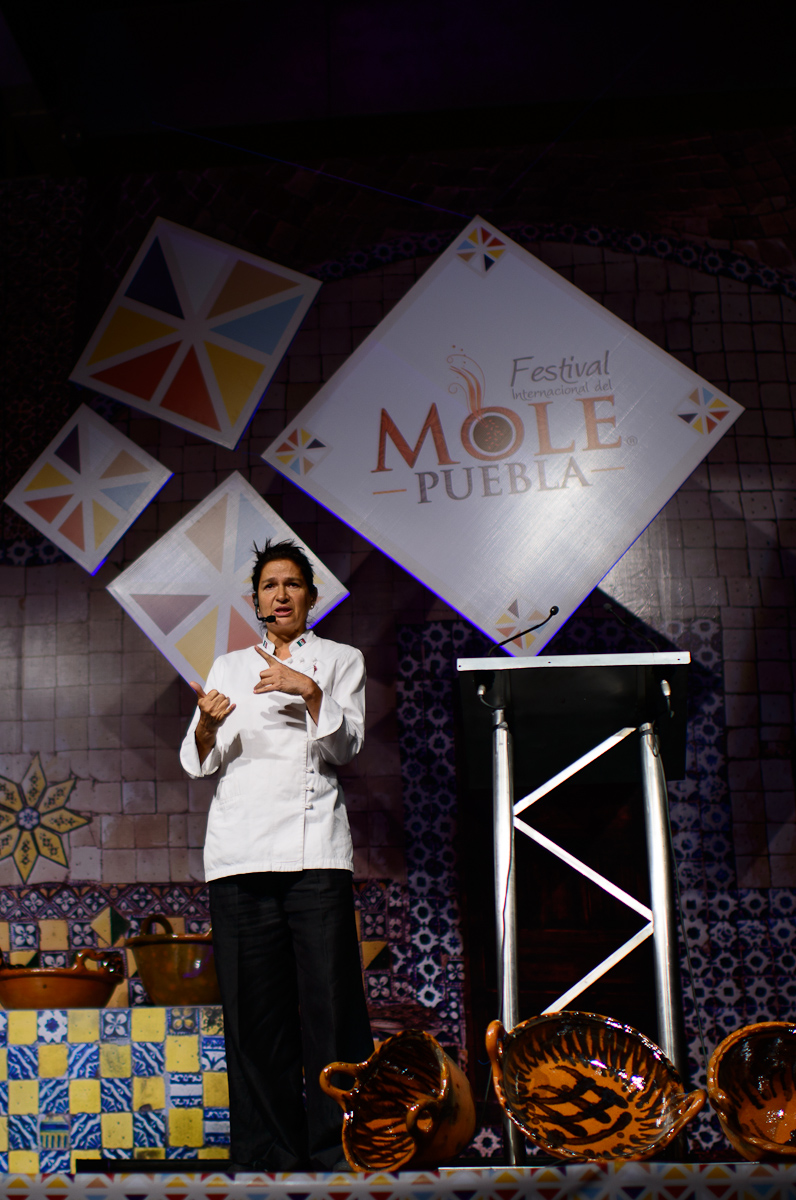 Chef Monica Patiño