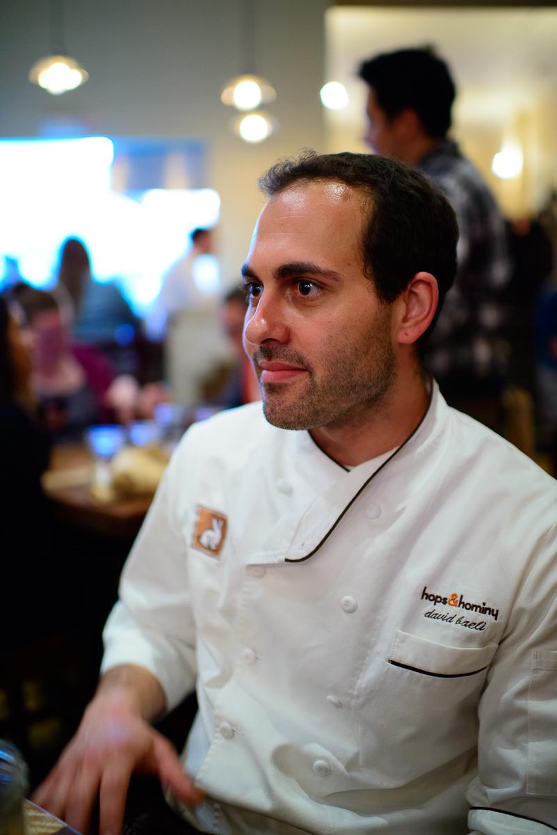 Chef David Baeli