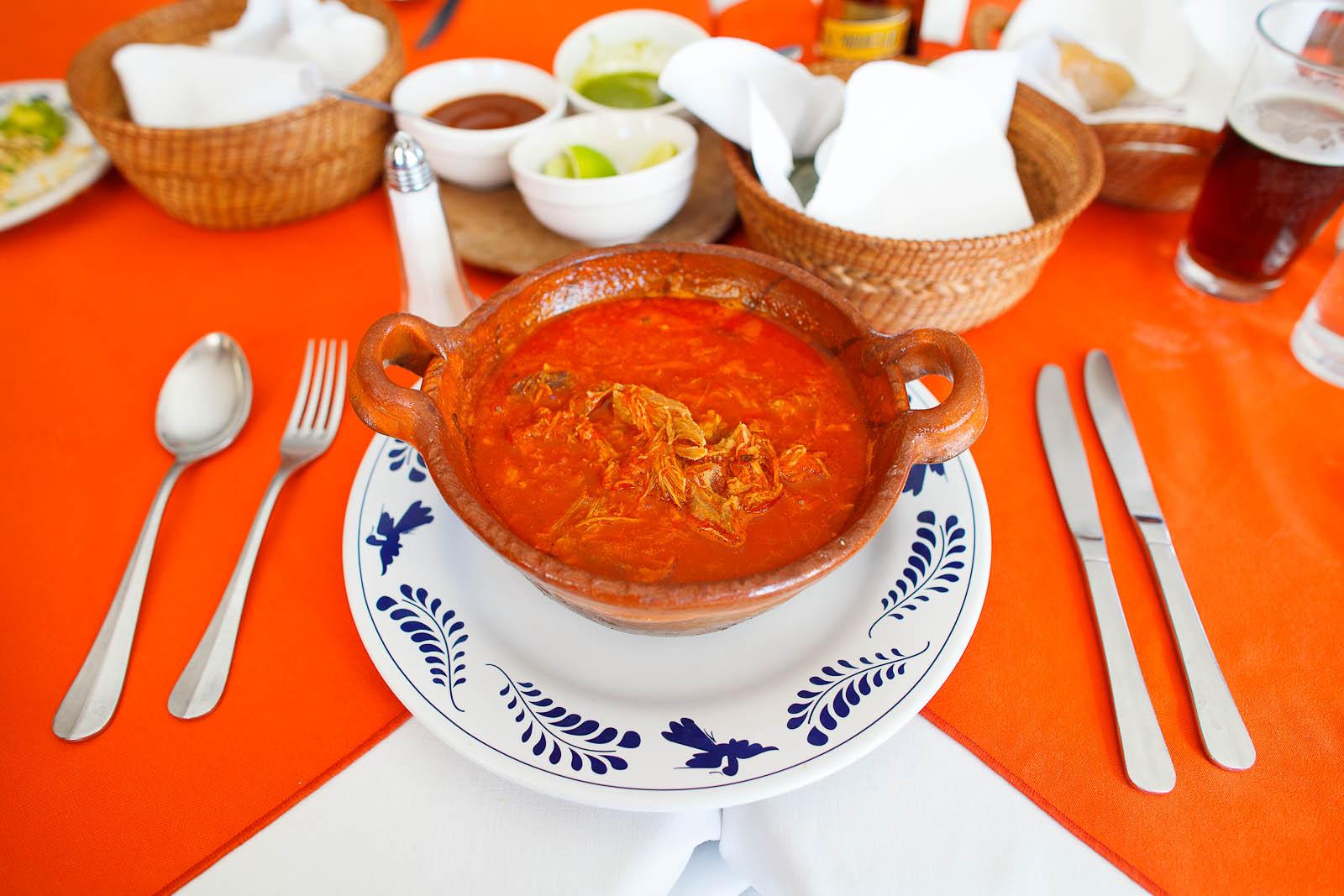 Barbacoa stew
