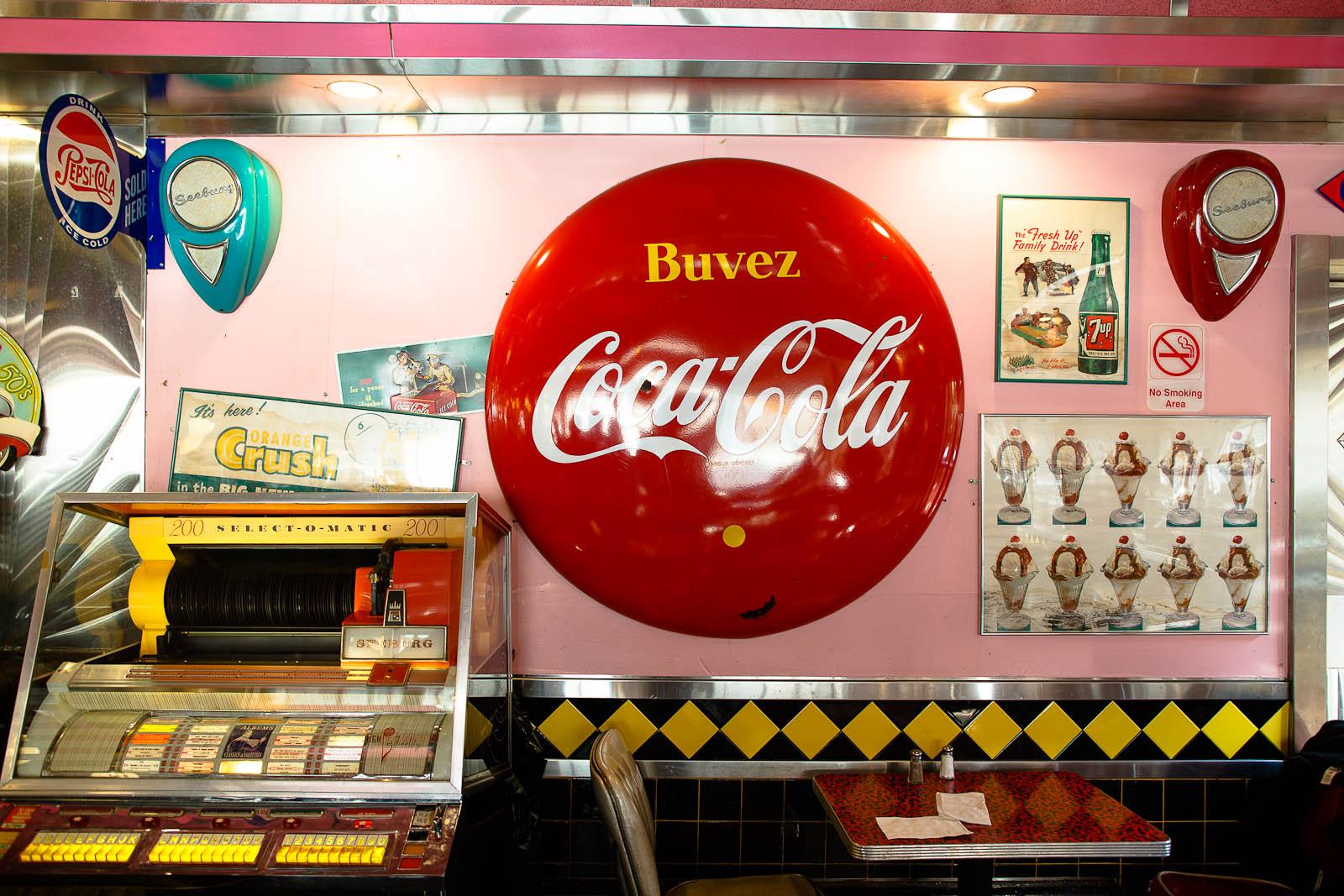 Buvez Coca Cola