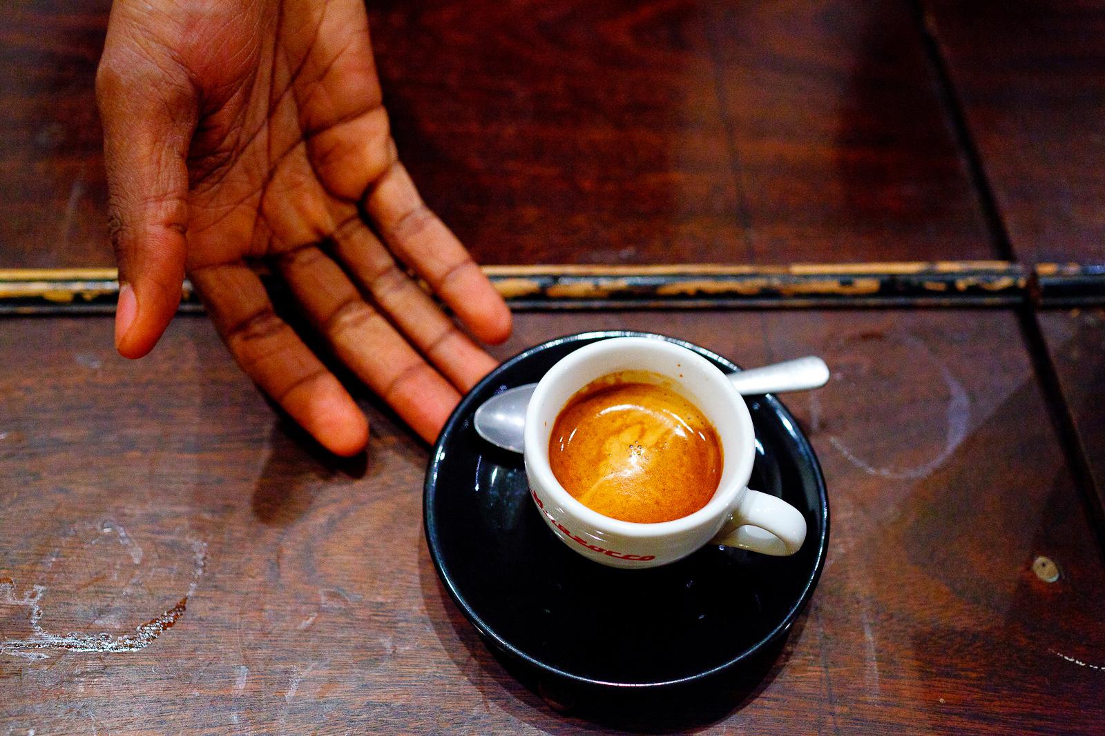 Espresso with Ritual Roaster's Guatemalan Volare