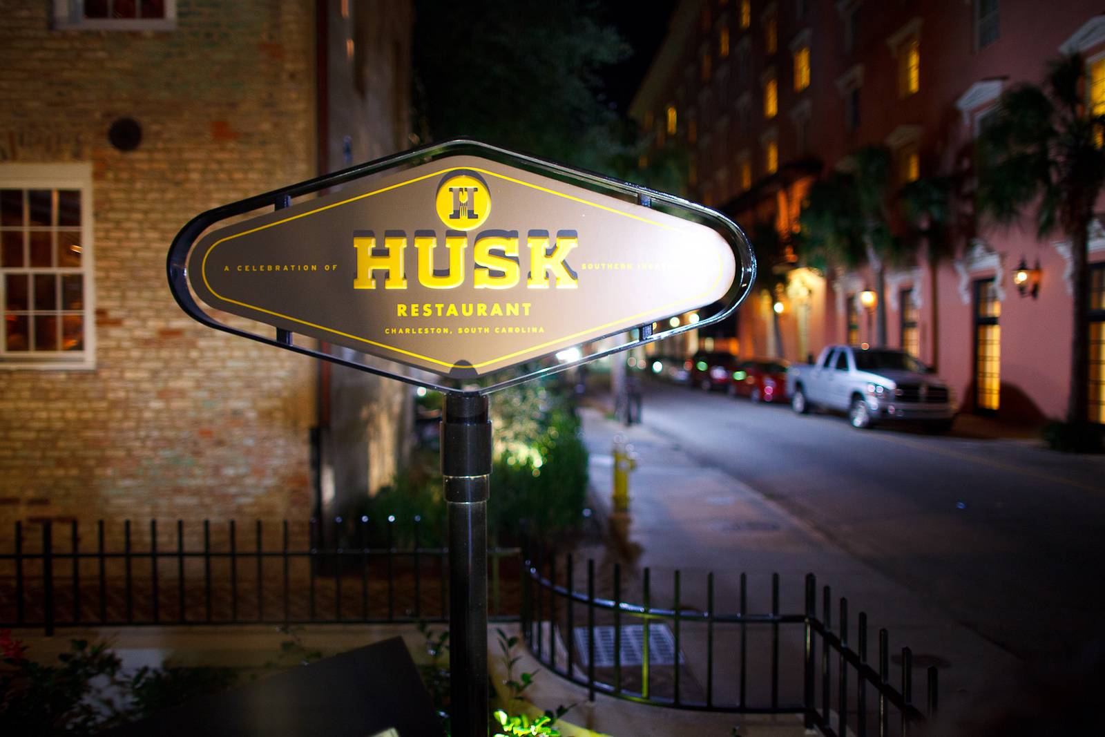 Husk, a celebration of southern cooking
