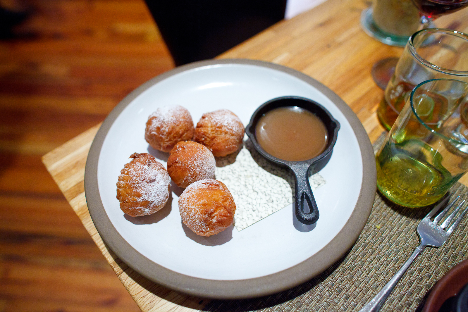 14th Course: Donut holes