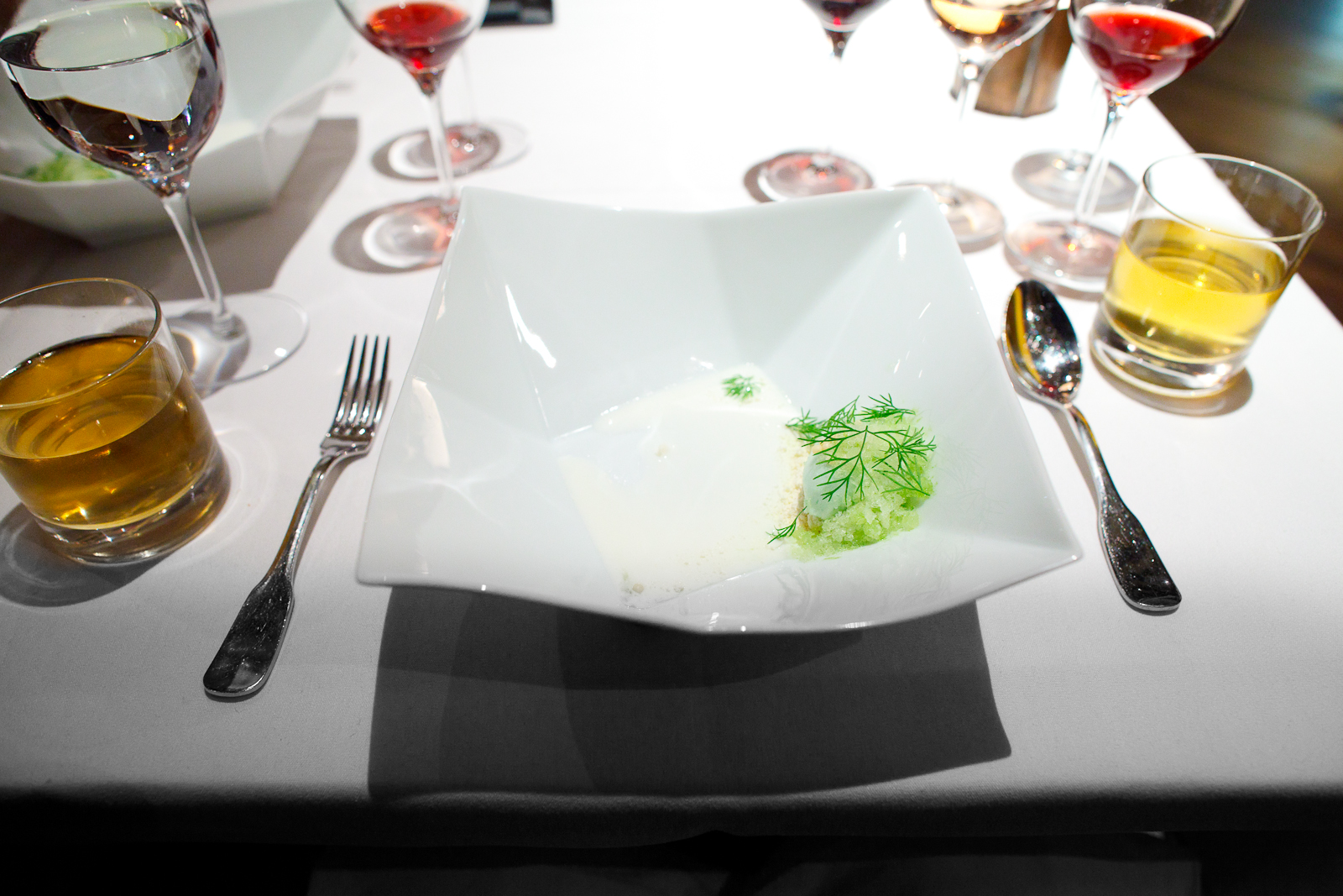 8th Course_ Cucumber, white chocolate, celery and dill.jpg