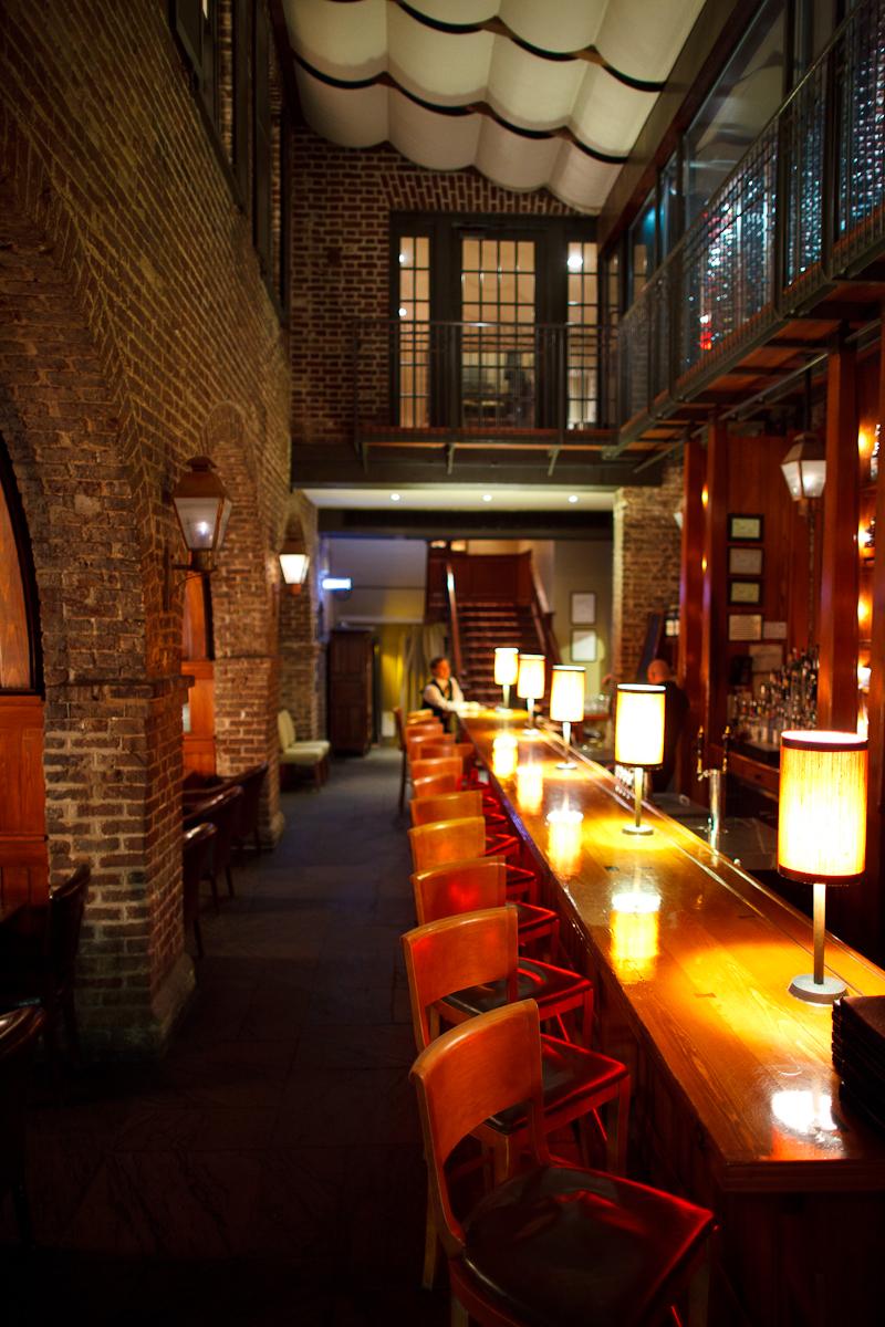 The McCrady's bar
