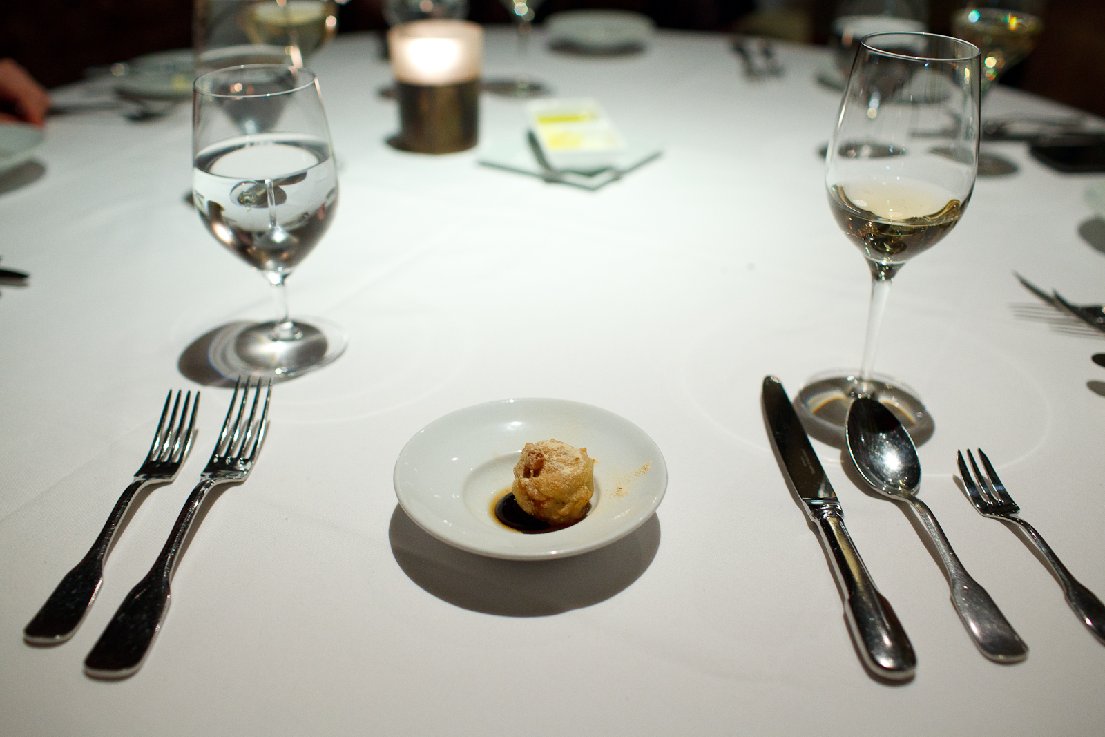 Amuse Bouche 2: Fish and Chips