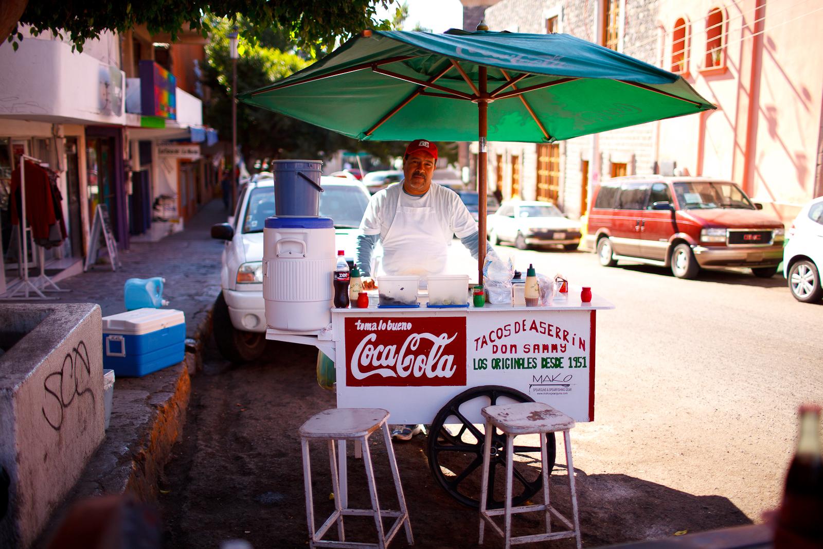 Tacos de aserrín Don Sammy, Los Originales desde 1951