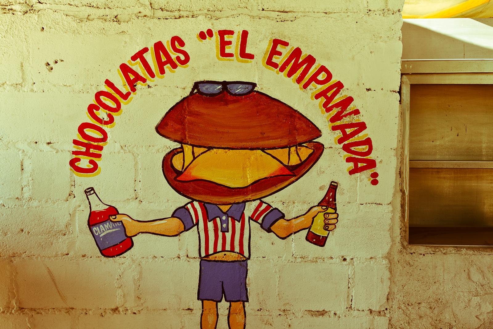 """Chocolatas """"El Empanada"""""""