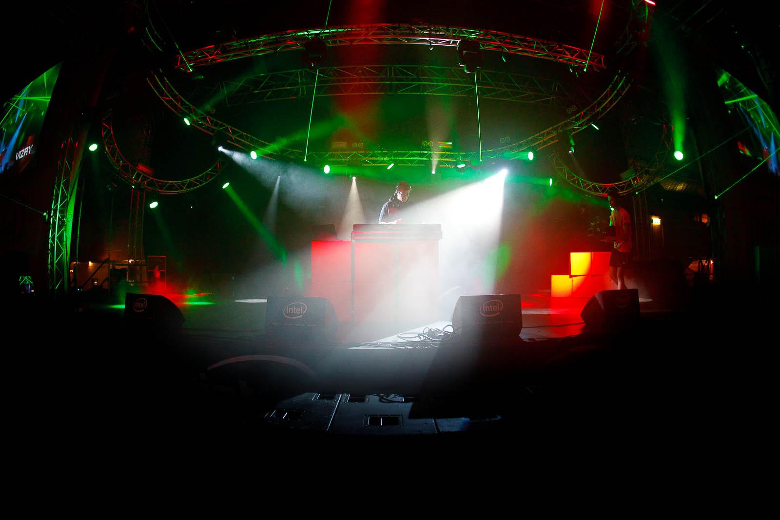 DJ Vizay dubstep set