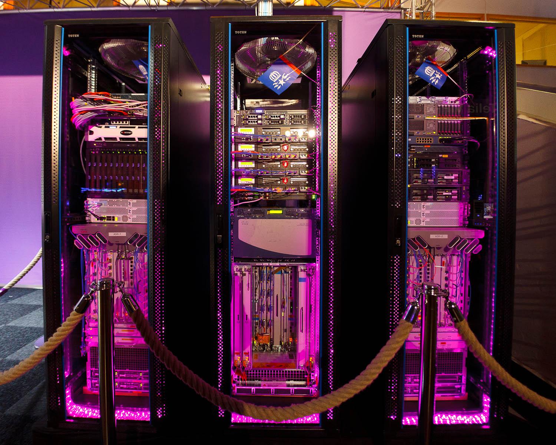 Cisco CRS-3 providing 120gbps