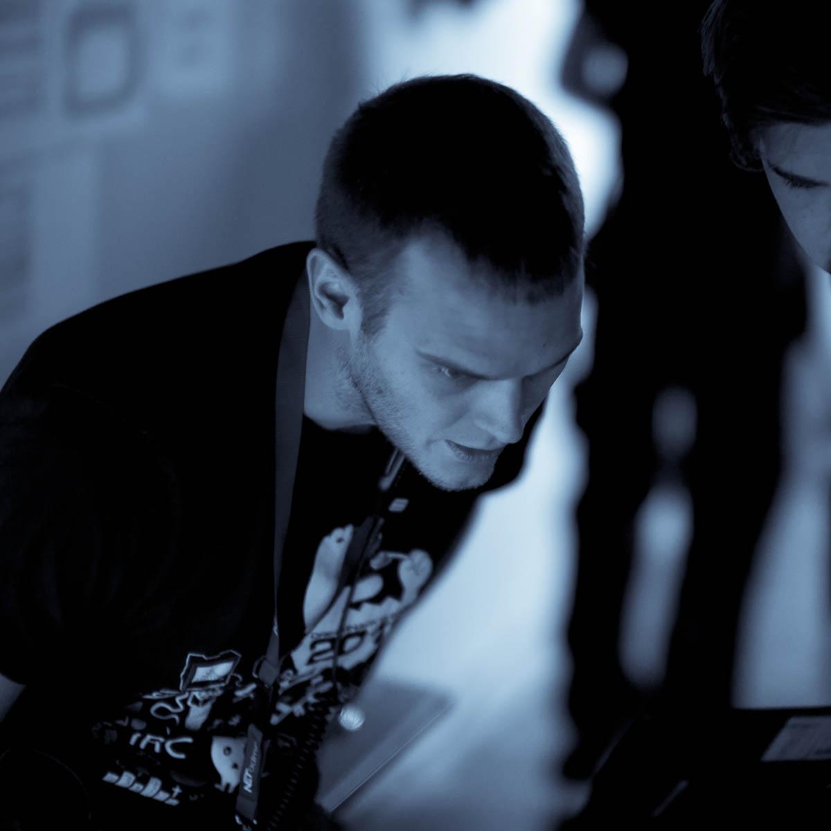 """Karl """"Ice"""" Andersson, Lead Network Engineer"""