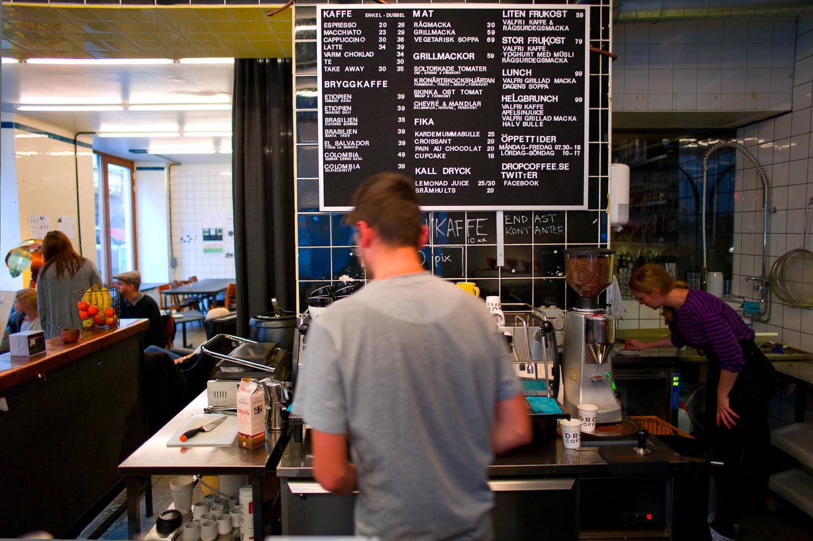 Coffice (Coffee + Office)