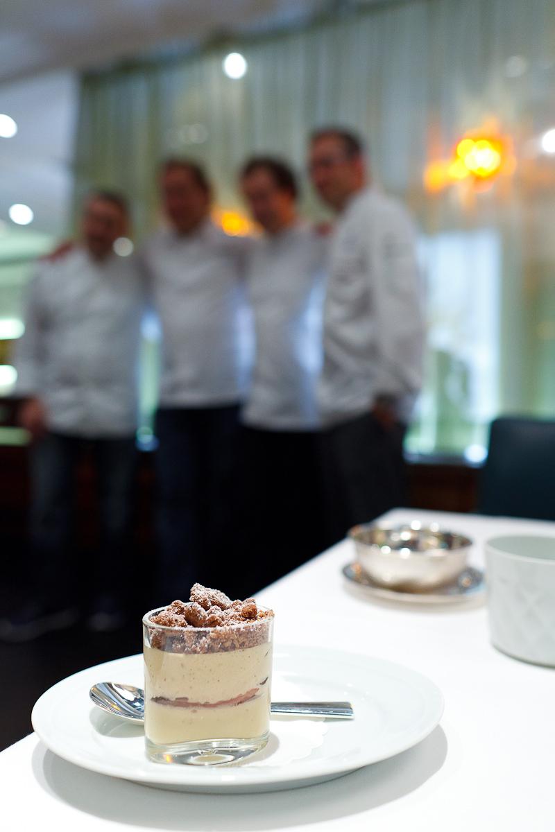 Post-dessert: Strudel
