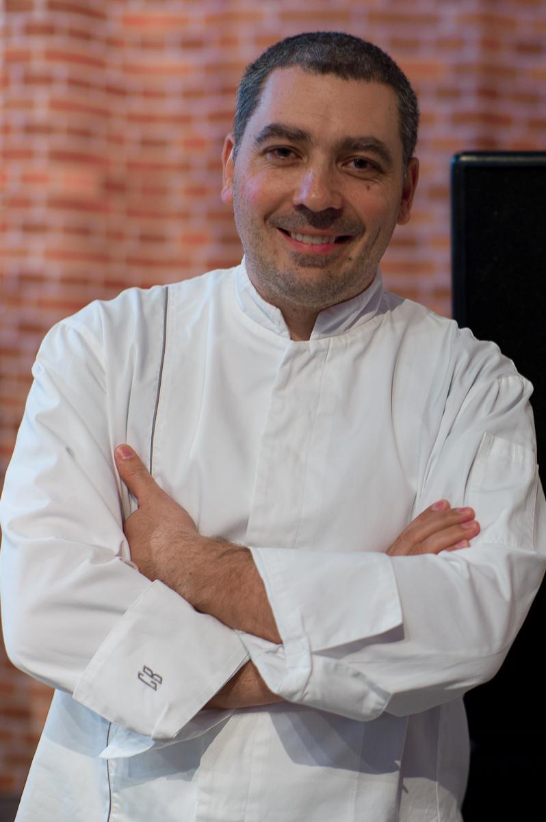 Chef Christian Bau, Schloss Berg