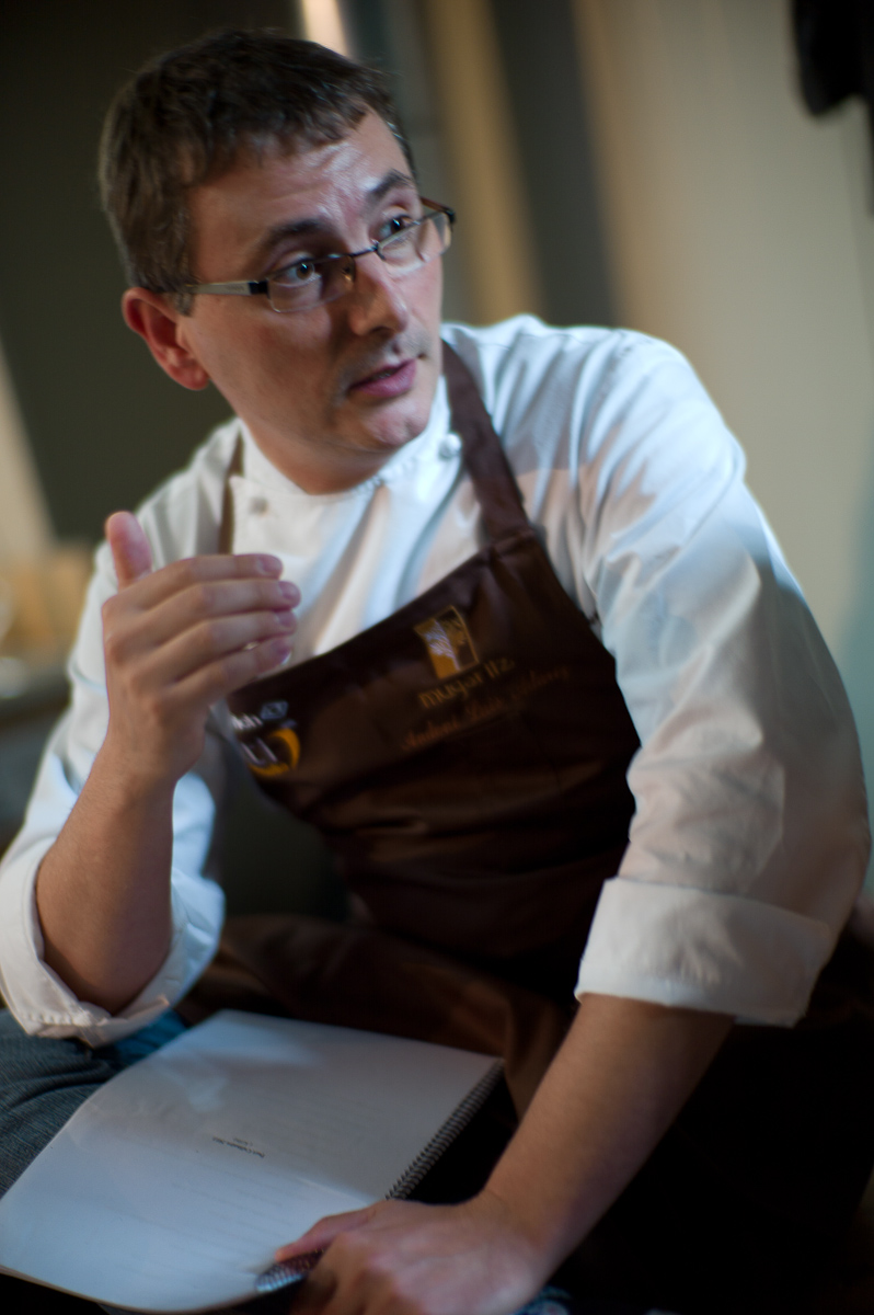 Chef Andoni Luis, Mugaritz