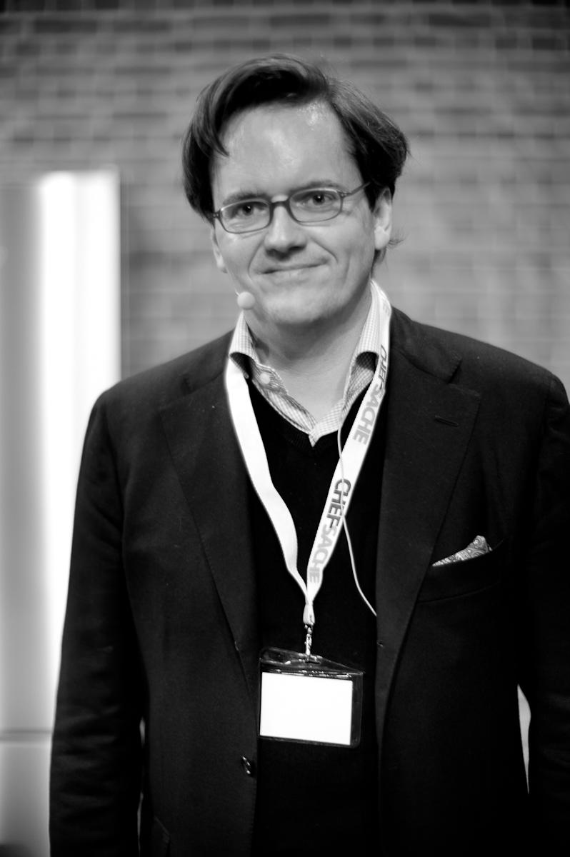 Portrait of Ingo Scheuermann