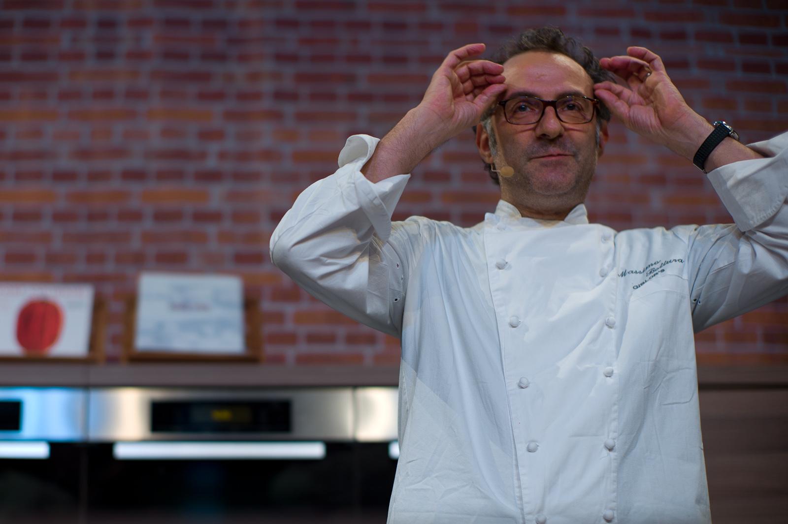 Chef Massimo Bottura, Osteria Francescana