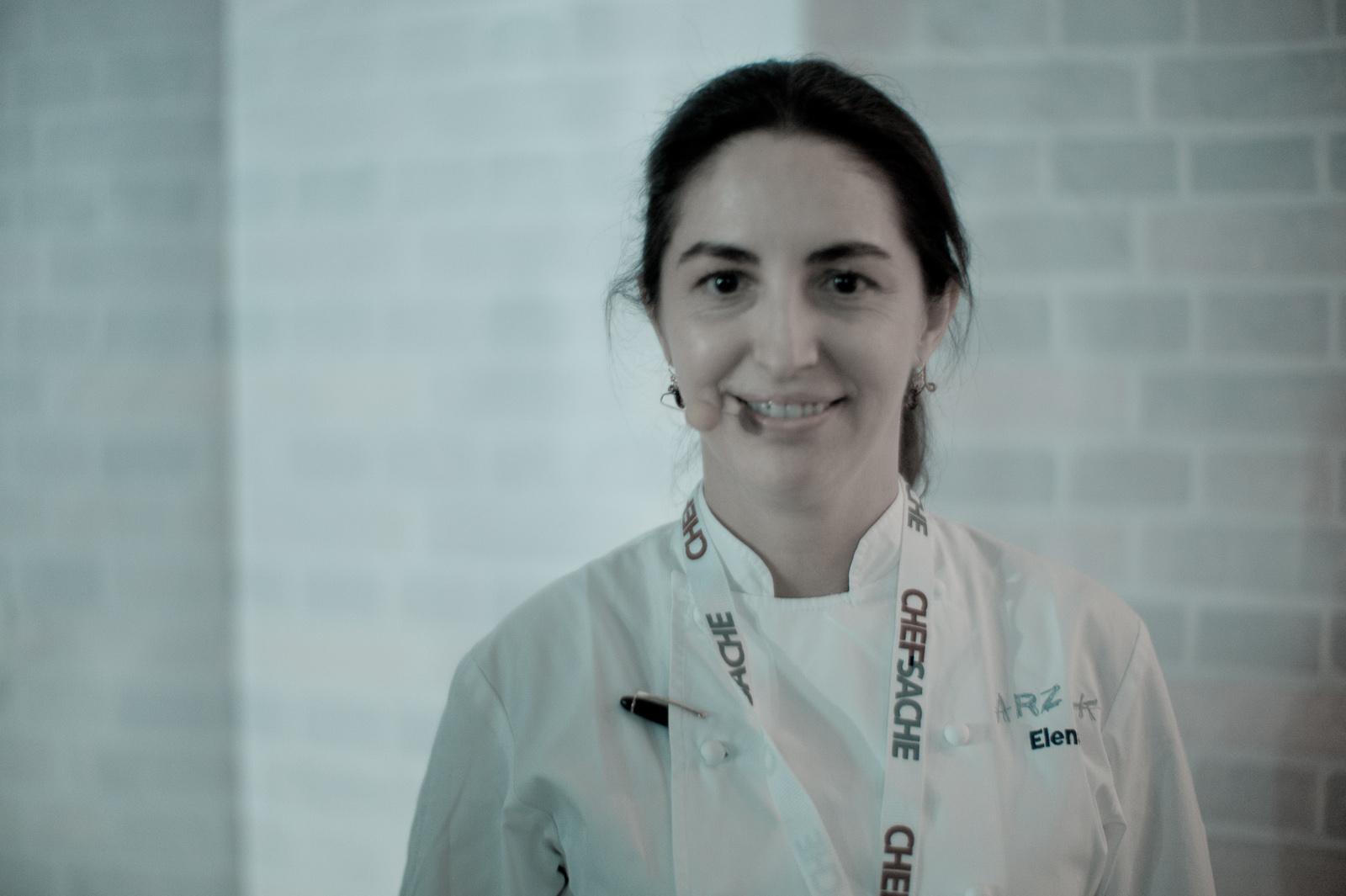 Chef Elena Arzak, Arzak