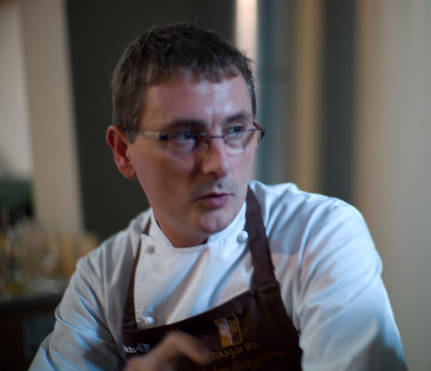 Chef Andoni Luis Aduriz, Mugaritz