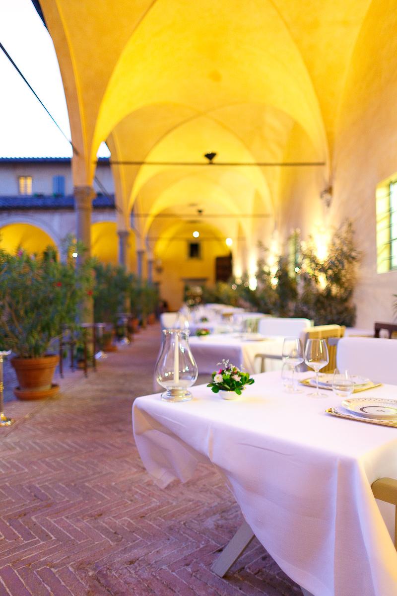 Il Canto, The Terrace