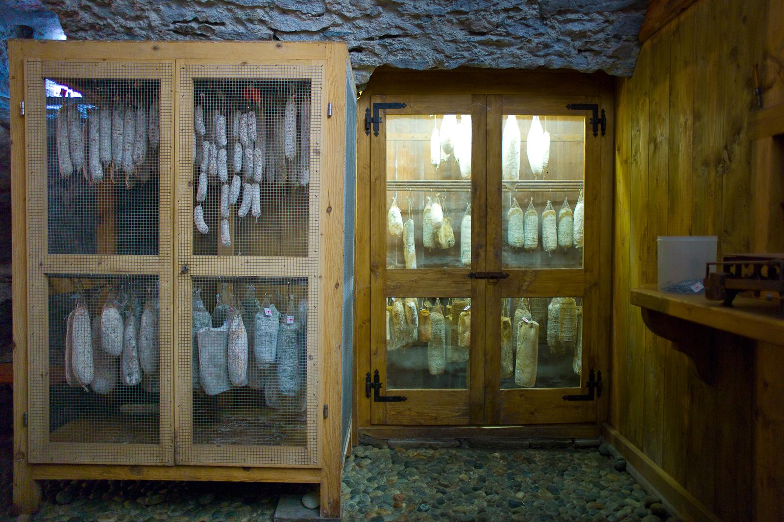 Meat cellar