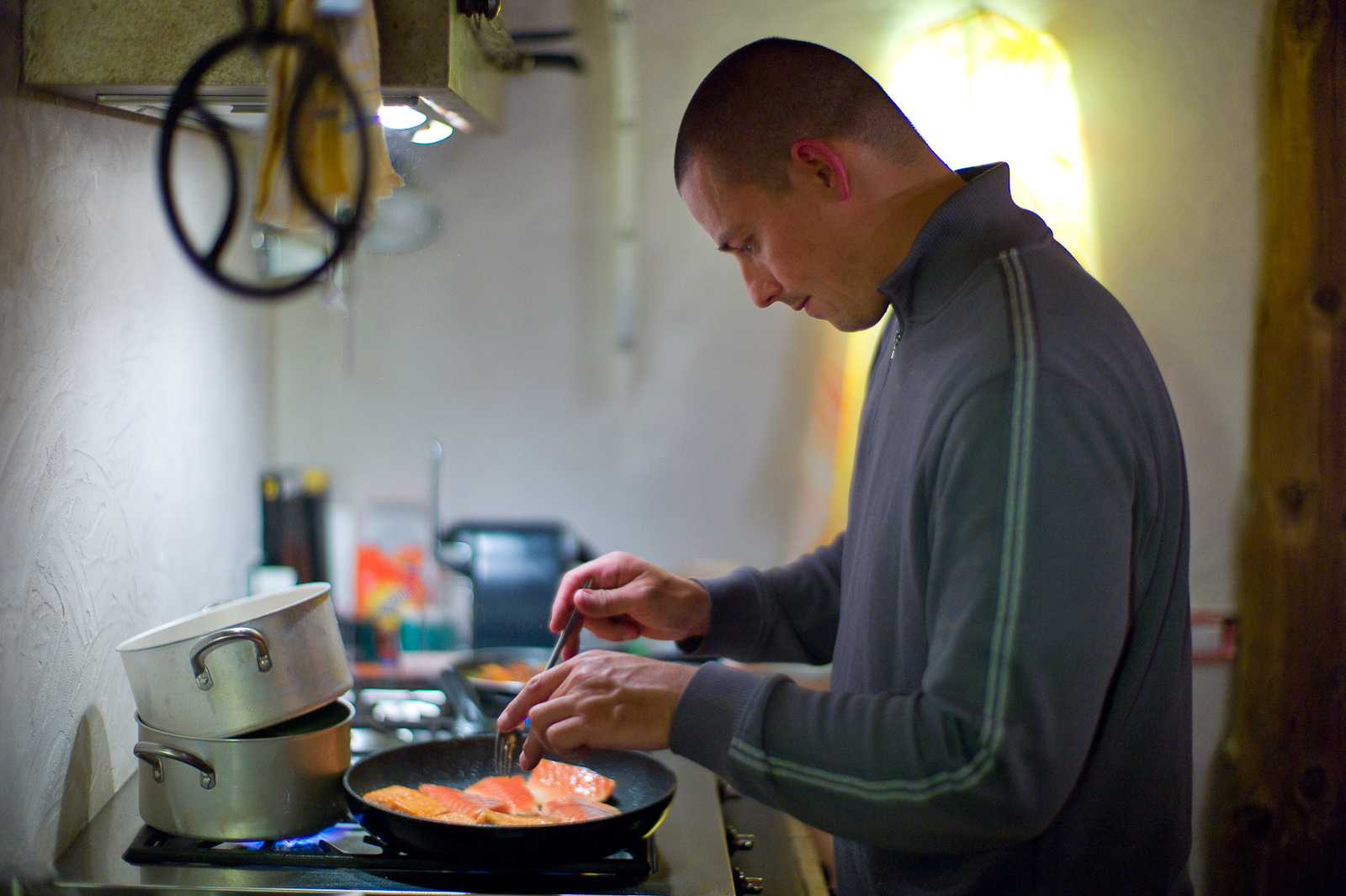 Michelin 2* Chef Curtis Duffy in the Kitchen