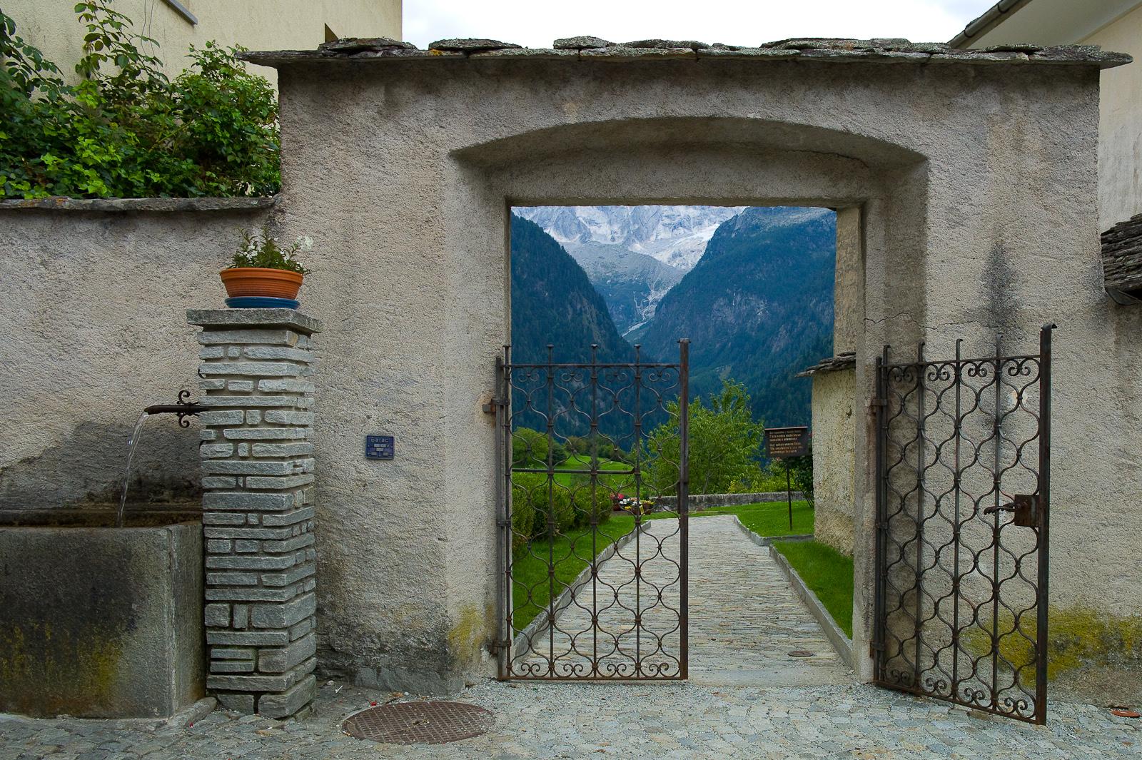 Solglio, Switzerland