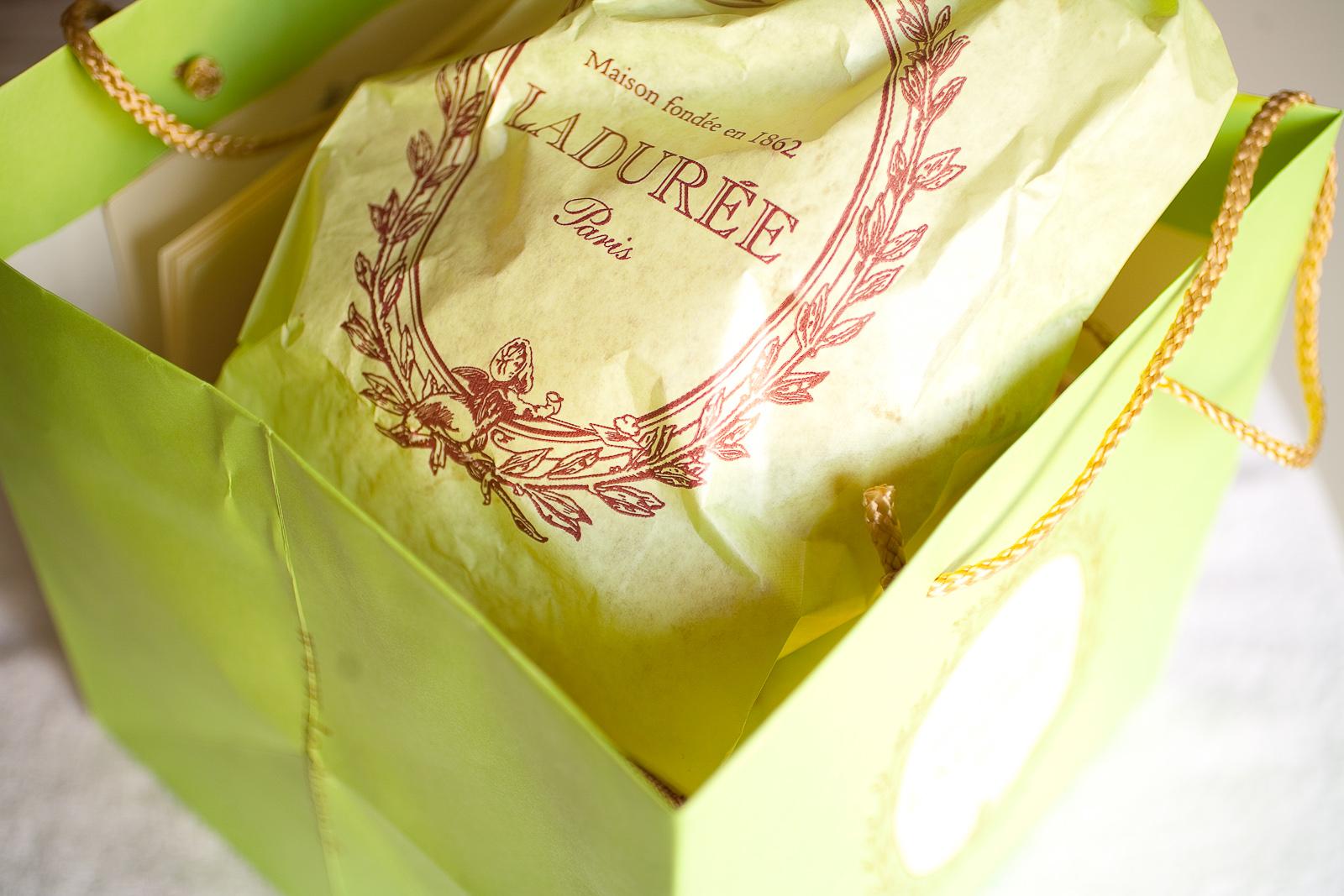 Bag of goodies