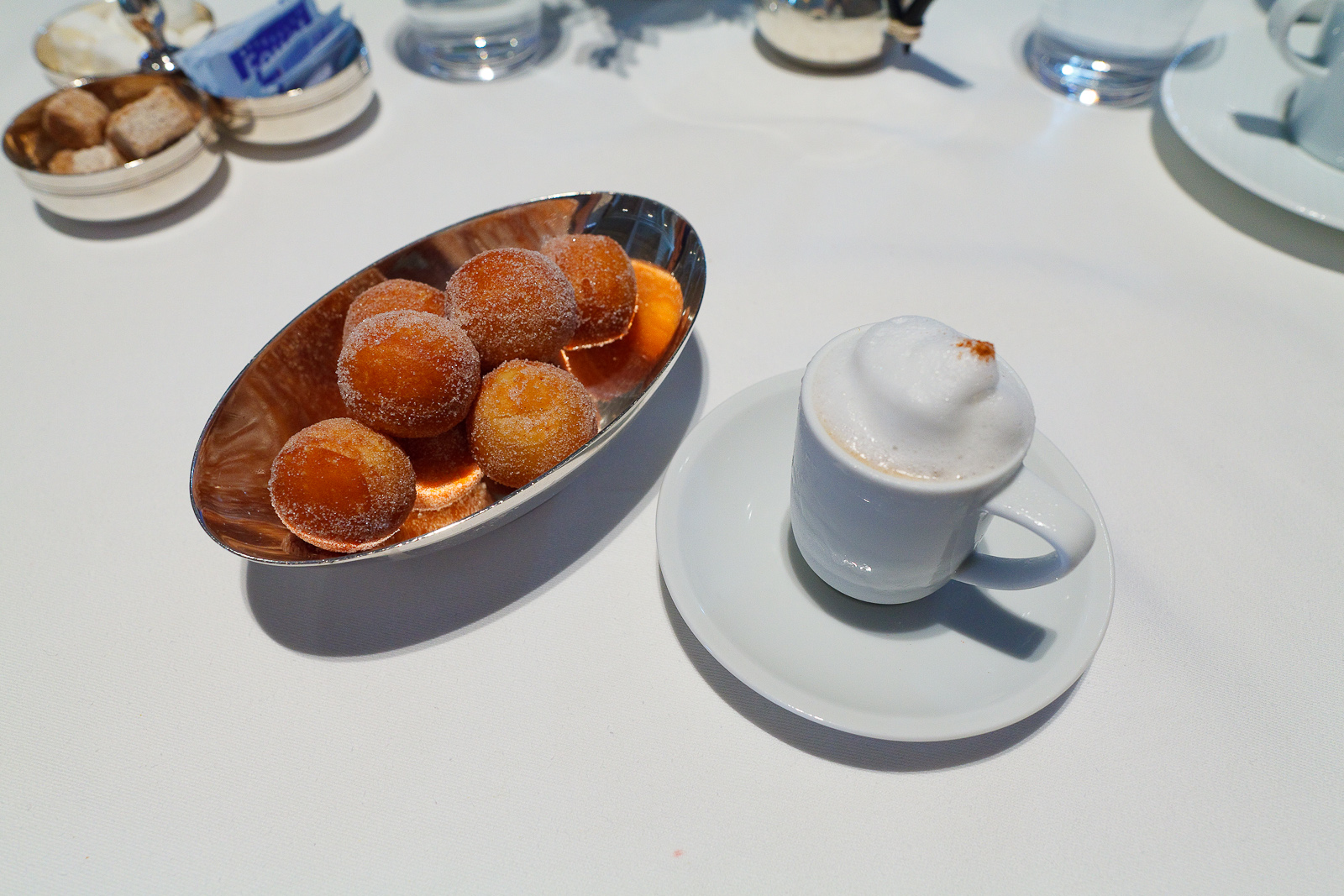 "11th Course: ""Coffee and Donuts"""