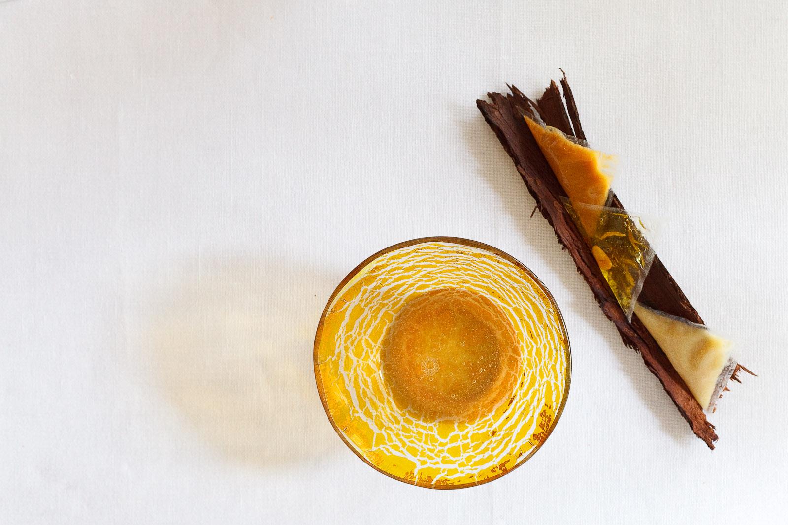 25th Course: Pinenuts shabu-shabu