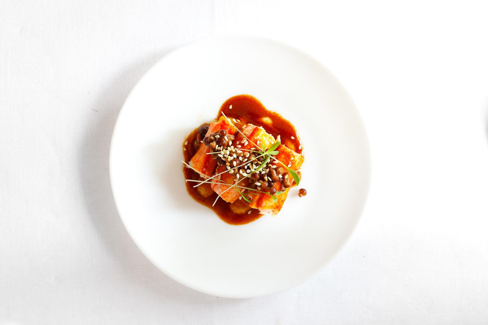 33rd Course: Shanghai lobster