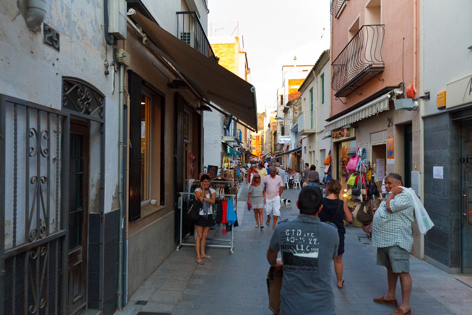 Calle Sant Sebastià