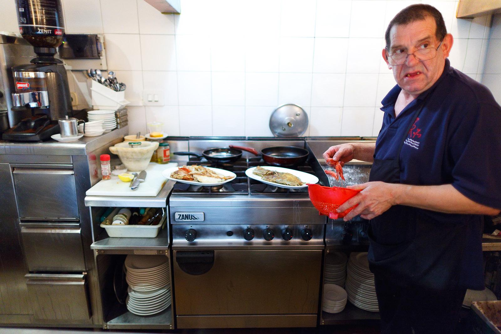 Señor Rafa y su Cocina Sencilla