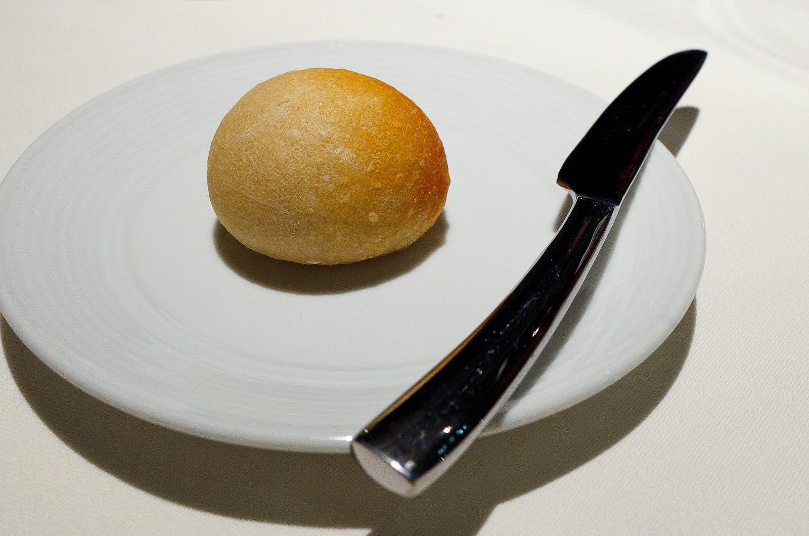 Le pain au beurre frais