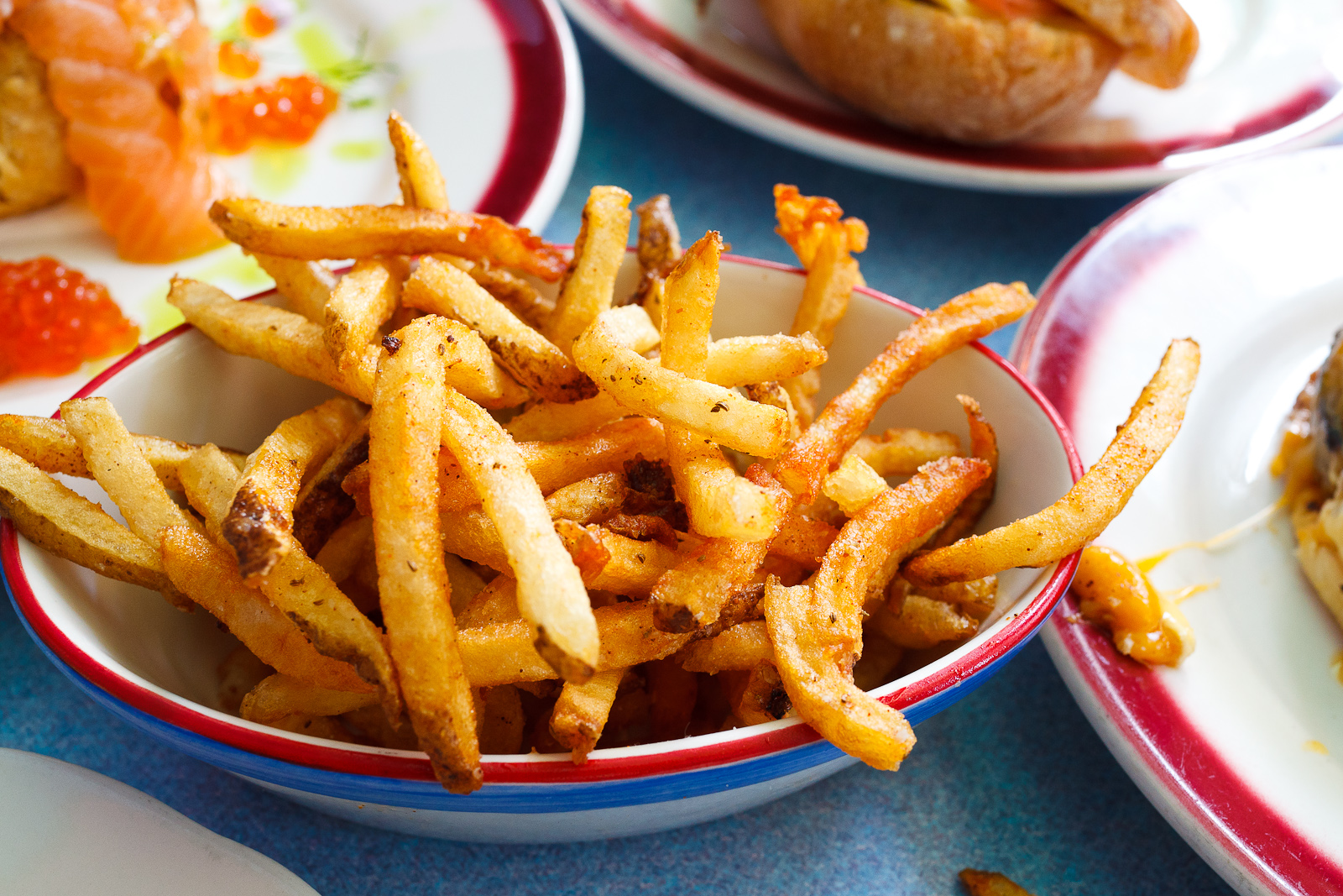 Hand-cut Fries ($3)