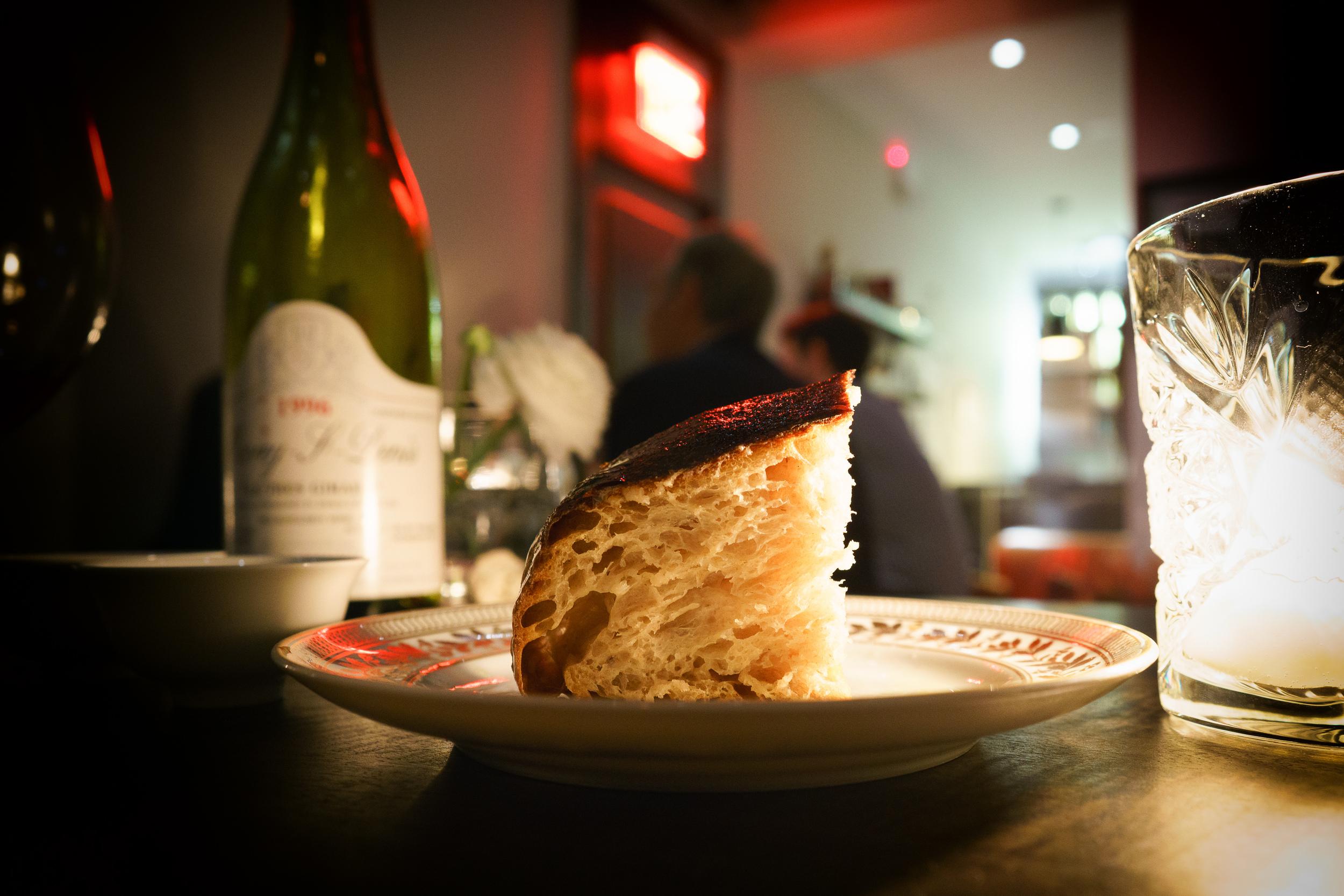 Chef Ribeiro's House-baked Sourdough