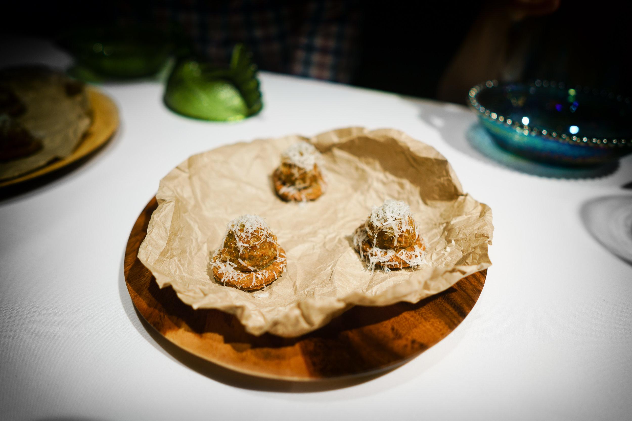 9th Course: Gazza's Vegemite Pie