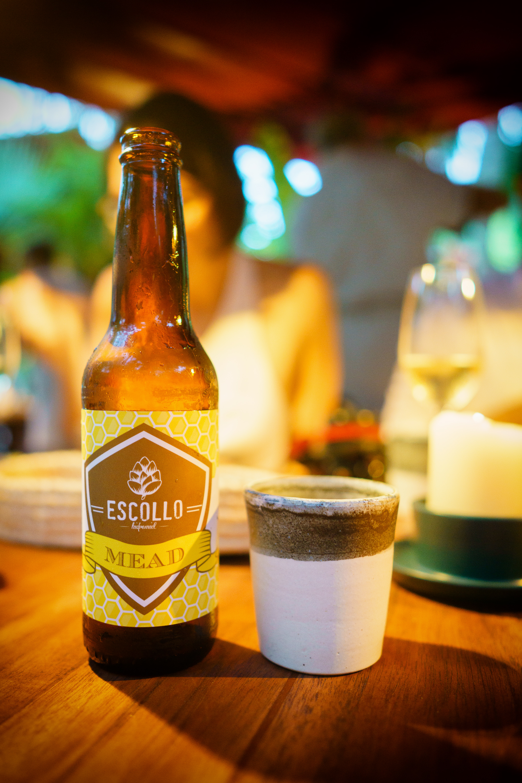 Mead, Cervecería Escollo - Querétaro